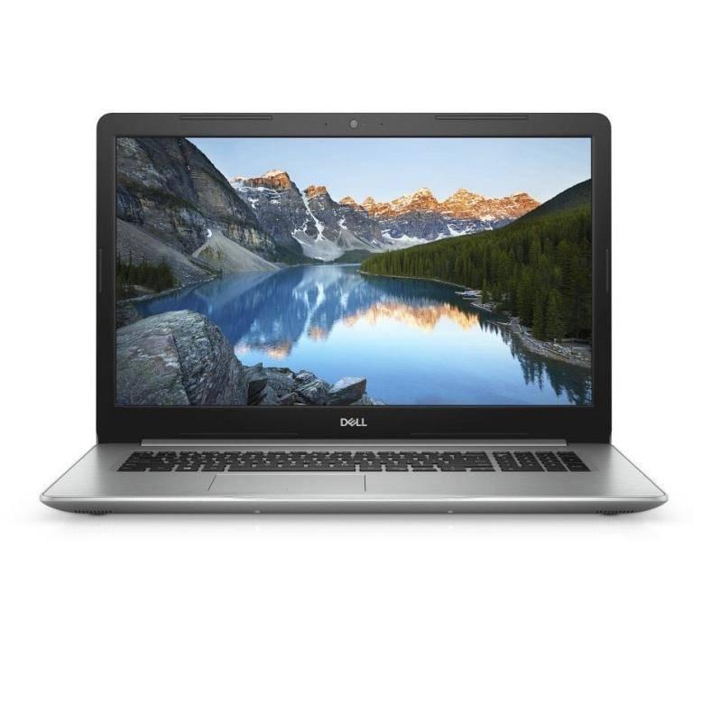 Notebook Dell Inspiron 17 5000 (5770) (N-5770-N2-712S) strieborný + Doprava zadarmo