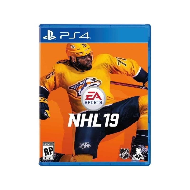 Hra EA PlayStation 4 NHL 19 (EAP454541)
