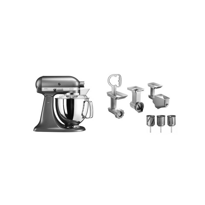Set výrobkov KitchenAid 5KSM175PSEMS + FPPC + Doprava zadarmo
