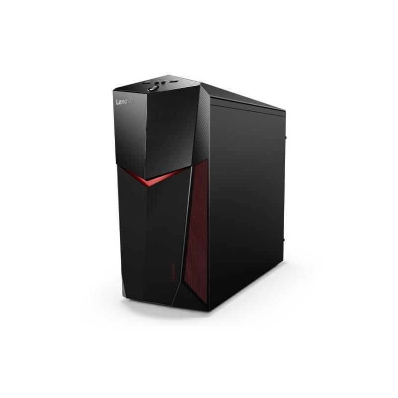 Stolný počítač Lenovo Legion Y520 (90H7001CMK) čierny Software F-Secure SAFE, 3 zařízení / 6 měsíců (zdarma) + Doprava zadarmo