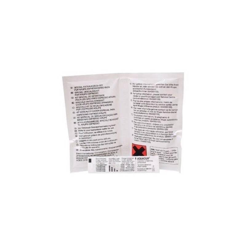 Odvápňovač pre espressá Krups F054001A