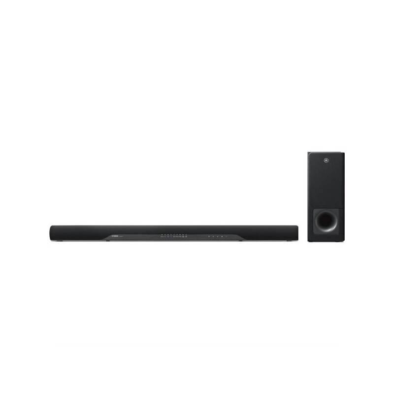 Soundbar Yamaha YAS-207BL (AYAS207BL) čierny + Doprava zadarmo