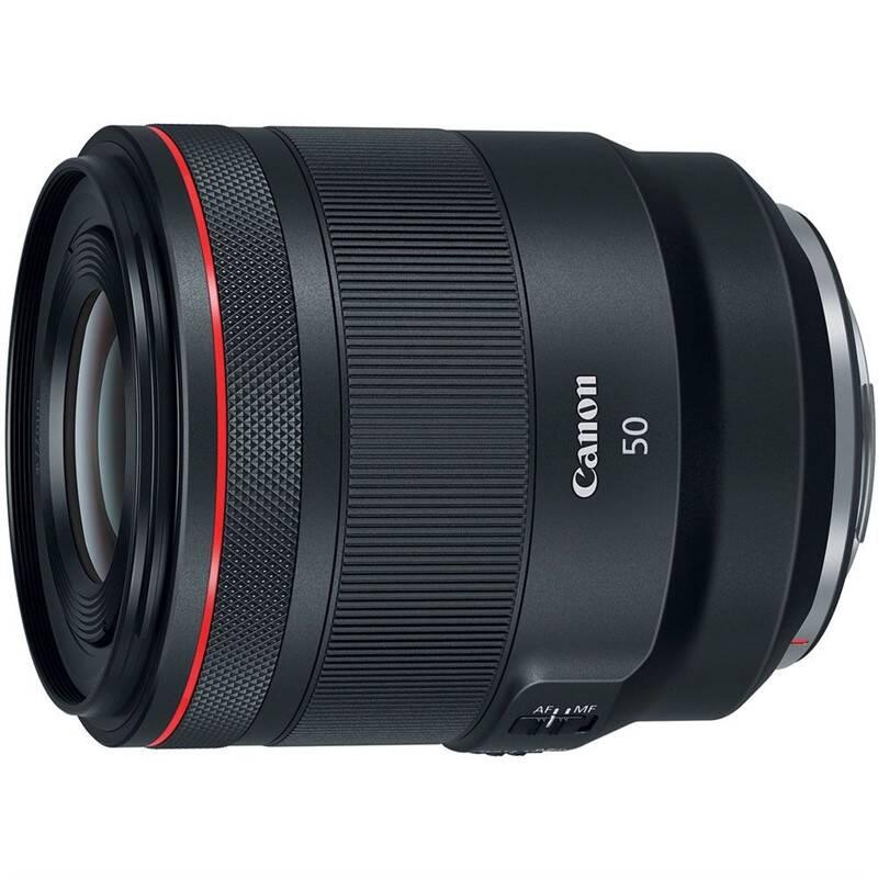 Objektív Canon RF RF 50mm f/1.2L USM - SELEKCE AIP (2959C005) čierny + Doprava zadarmo