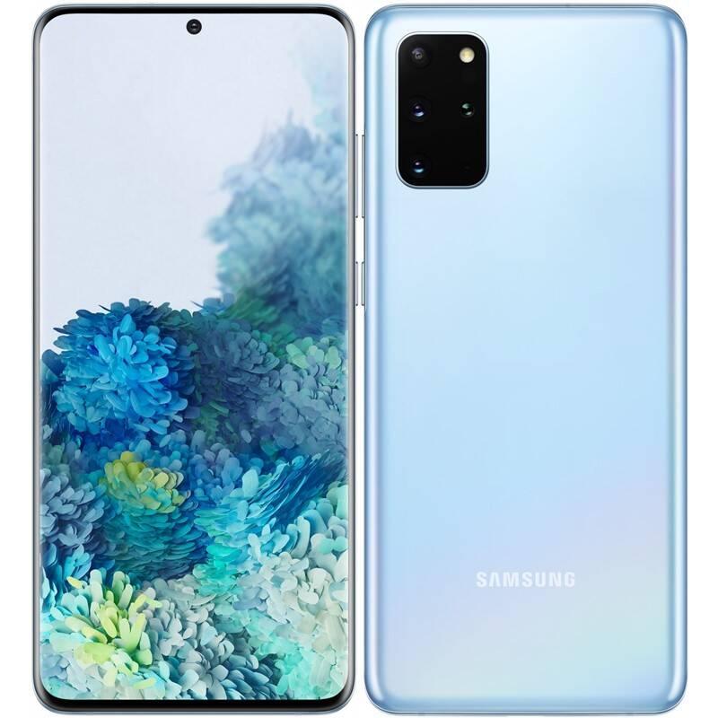 Mobilný telefón Samsung Galaxy S20+ (SM-G985FLBDEUE) modrý + Doprava zadarmo