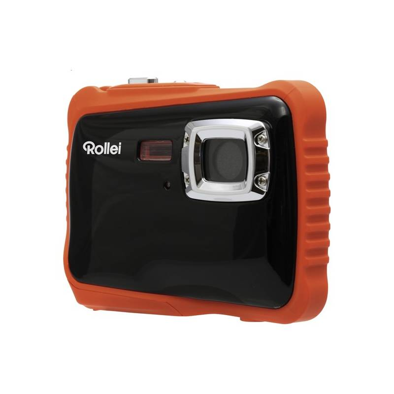 Digitálny fotoaparát Rollei Sportsline 65 čierny/oranžový
