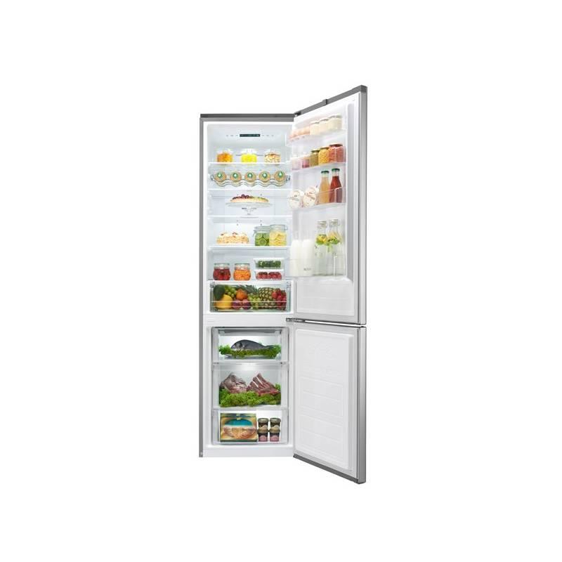 Kombinácia chladničky s mrazničkou LG GBB60PZEFS nerez + dodatočná zľava 10 % + Doprava zadarmo
