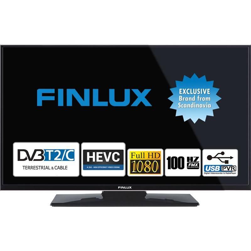 Televize Finlux 24FFD4120 černá