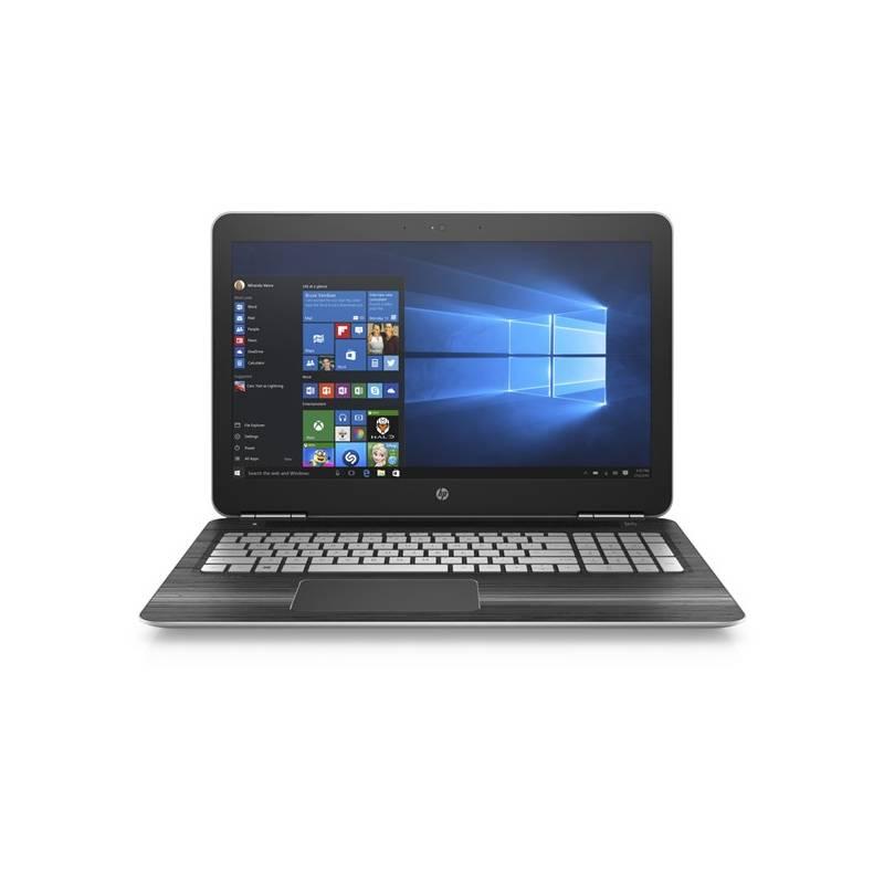 Notebook HP Pavilion Gaming 15-bc009nc (W7T17EA#BCM) čierny/strieborný + Doprava zadarmo