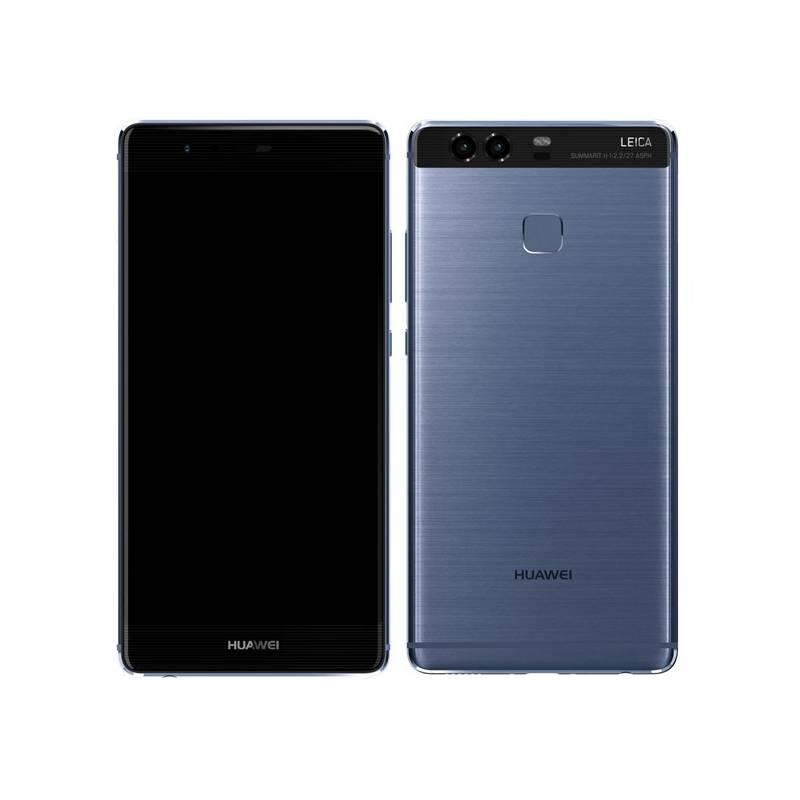 Huawei P9 32 GB Dual SIM - Blue (SP-P9FDSLOM) SIM s kreditem T-Mobile 200Kč Twist Online Internet (zdarma)Paměťová karta Samsung Micro SDHC EVO 32GB class 10 + adapter (zdarma)Software F-Secure SAFE 6 měsíců pro 3 zařízení (zdarma)