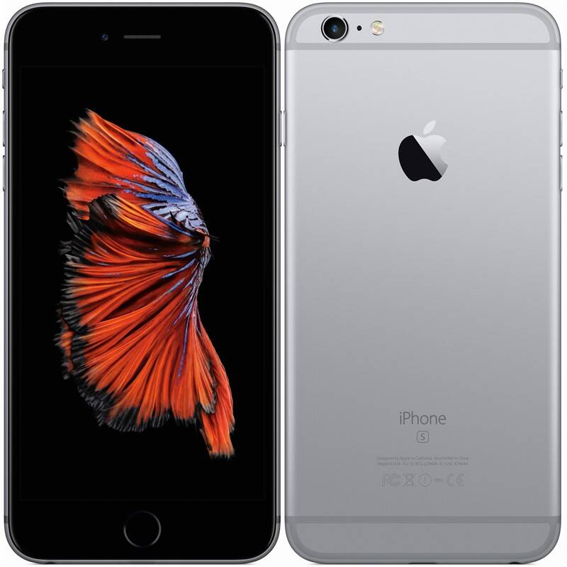 Mobilný telefón Apple iPhone 6s Plus 128GB - Space Gray (MKUD2CN/A)
