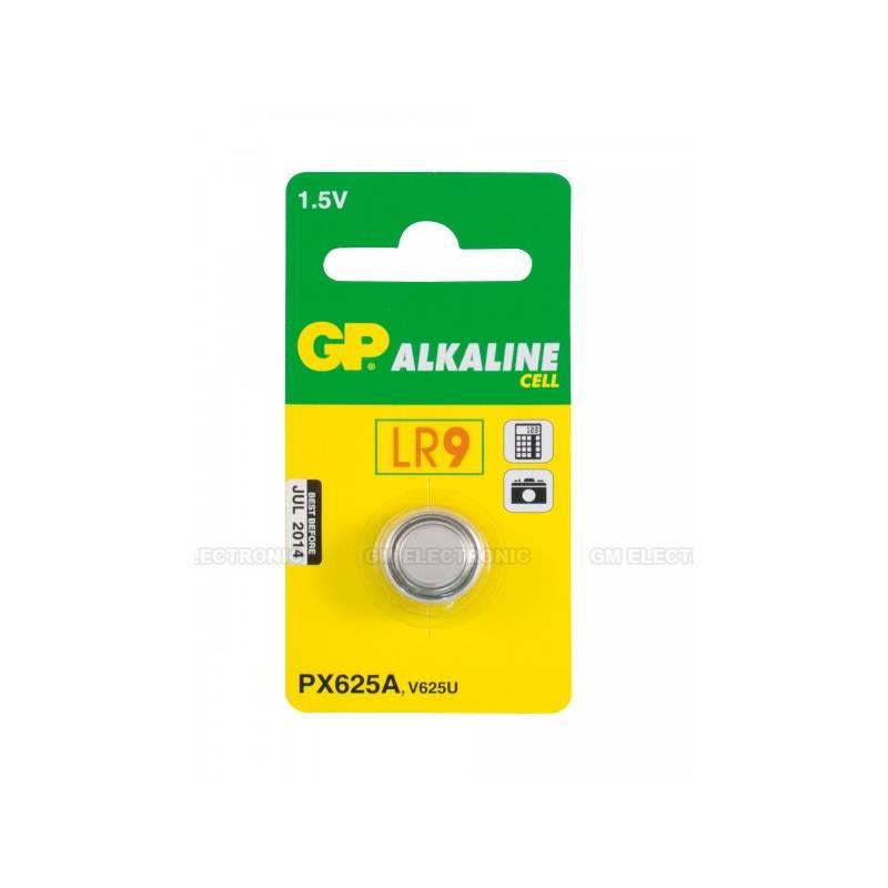 Batéria alkalická GP GP 625AF (GP 625AF)