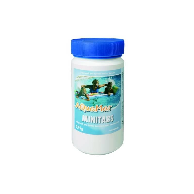 Bazénová chémia Marimex AQuaMar Minitabs 0,9 kg + Doprava zadarmo
