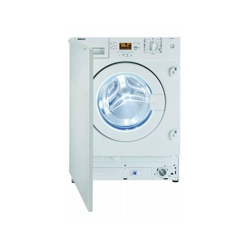 Automatická práčka Beko WMI 71242 biela + Doprava zadarmo