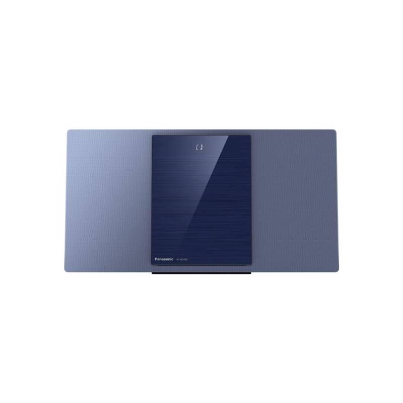 Mikro HiFi systém Panasonic SC-HC400EG-A modrá