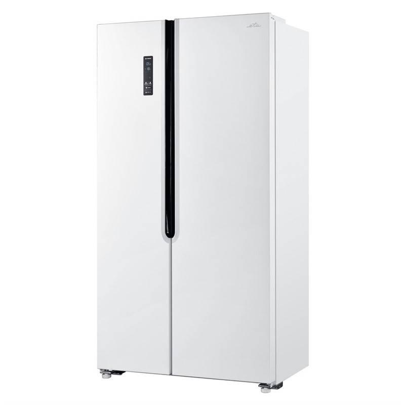 Americká chladnička ETA 1397 90000E biela + Doprava zadarmo