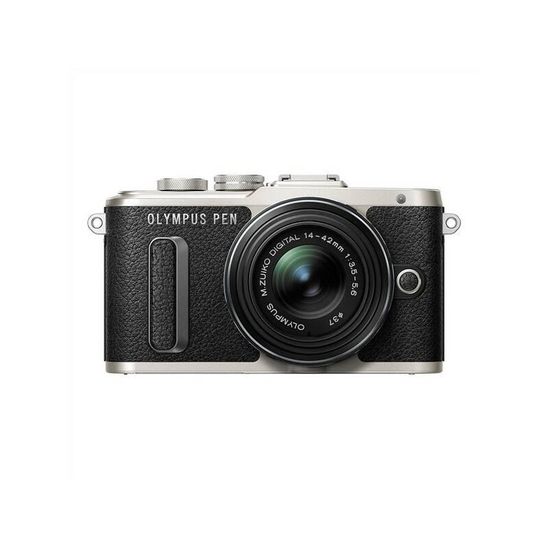 Digitálny fotoaparát Olympus PEN E-PL8 čierny + Doprava zadarmo
