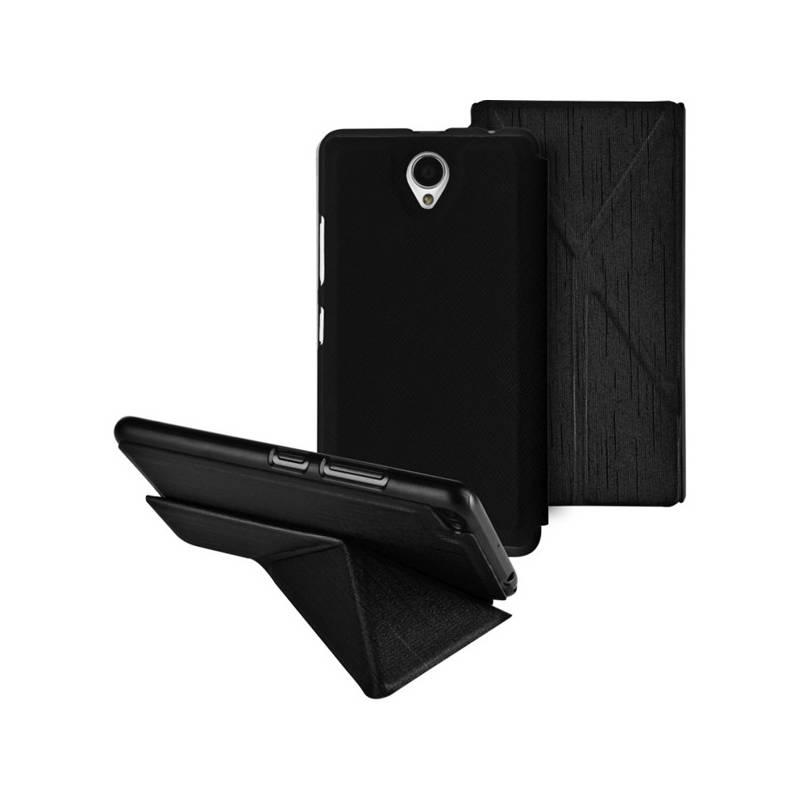 Púzdro na mobil GoGEN pro Lenovo A5000 (GOGCASEA5000B) čierne