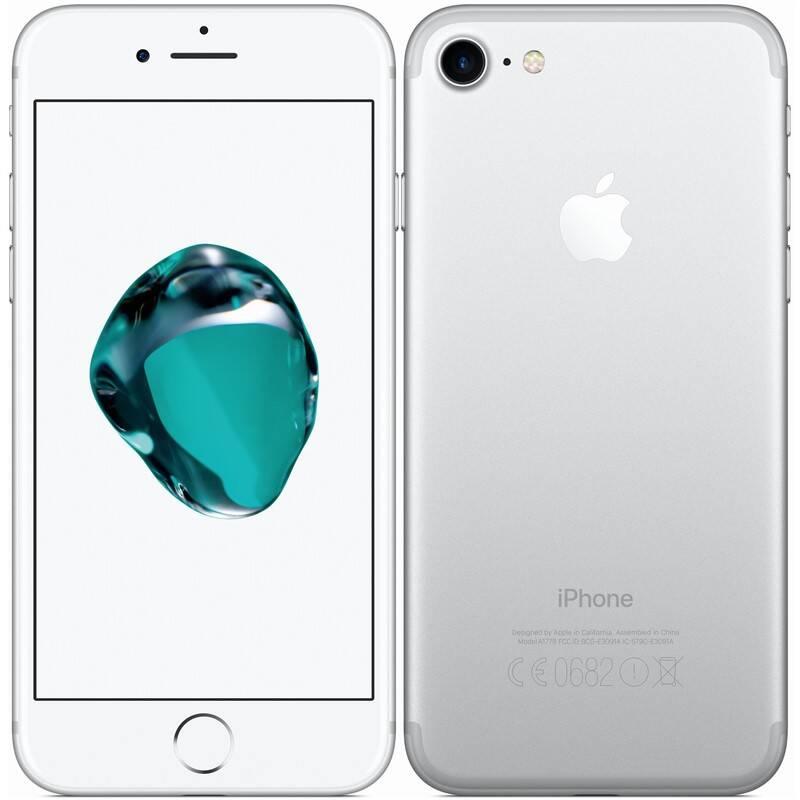 Mobilný telefón Apple iPhone 7 32 GB - Silver (MN8Y2CN/A)