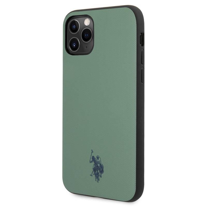 Kryt na mobil U.S. Polo Wrapped Polo na Apple iPhone 11 Pro (USHCN58PUGN) zelený
