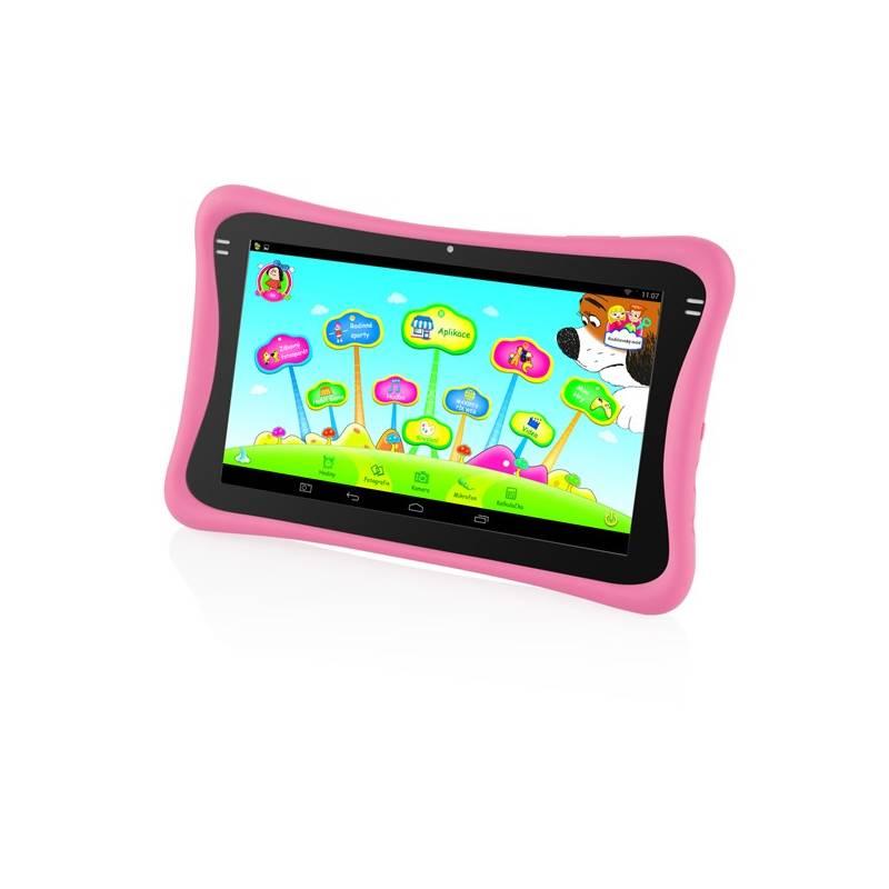 Tablet GoGEN Maxipes Fík MAXPAD9 G2P ružový