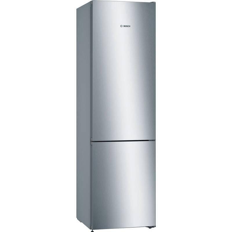 Kombinácia chladničky s mrazničkou Bosch Serie   4 KGN39VLEA nerez + Doprava zadarmo