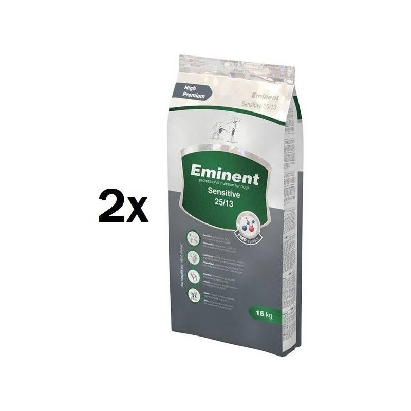 Granule Eminent Sensitive 2 x 15 kg + 2 kg ZDARMA