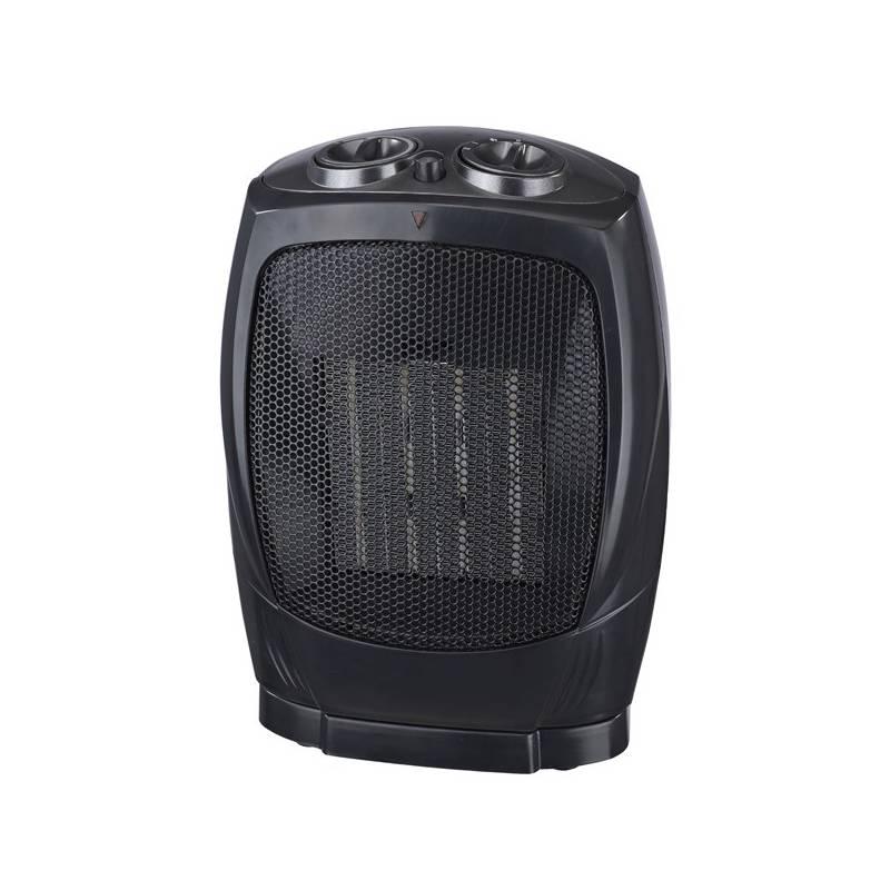 Teplovzdušný ventilátor Ardes 4P08 čierny