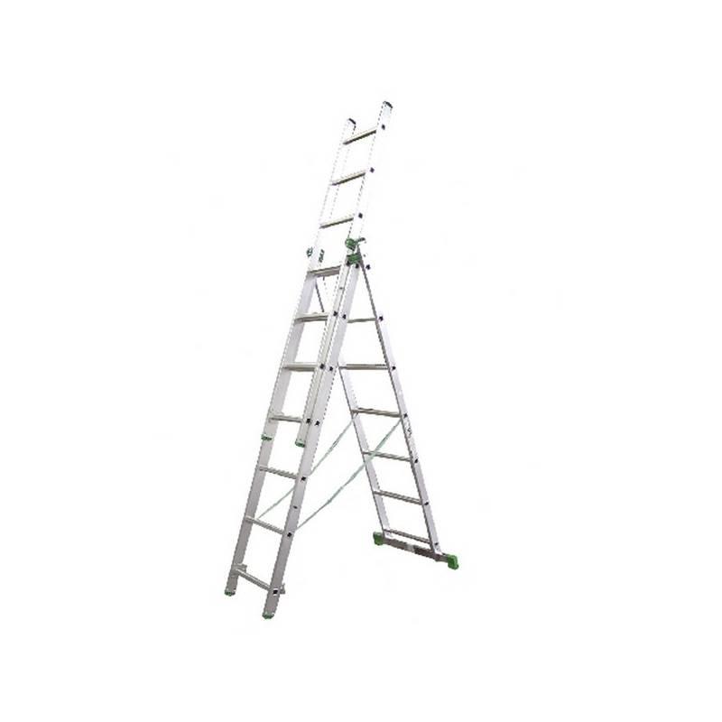 Rebrík Alve EUROSTYL 7808 3x8