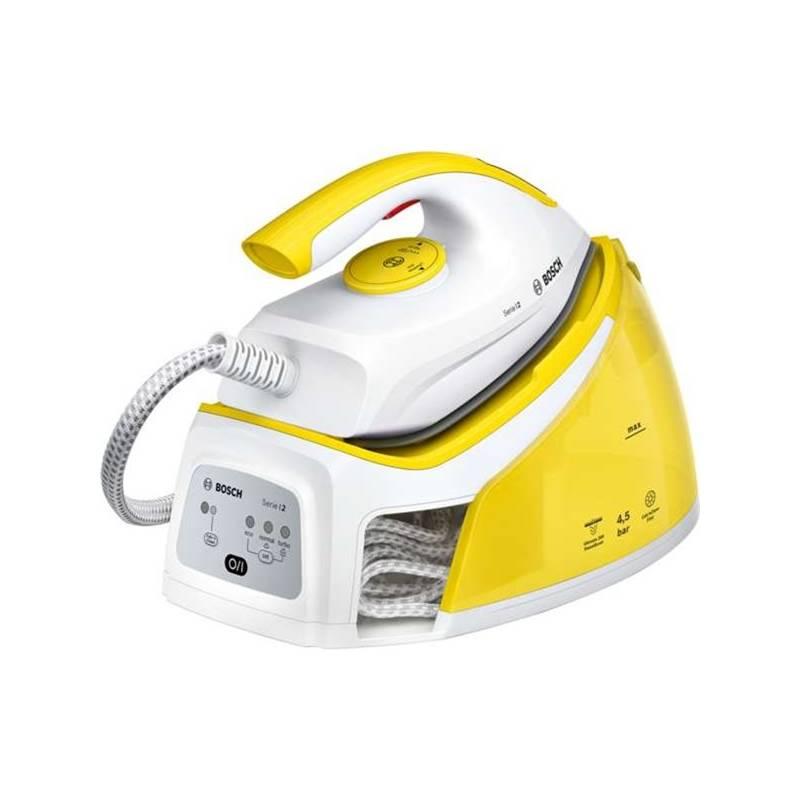 Žehliaci systém Bosch TDS2120 žltá