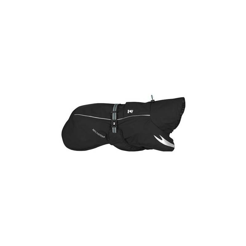 Oblečok Hurtta Outdoors Torrent coat 25 cm čierny