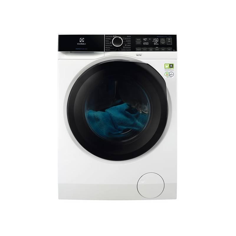 Automatická práčka Electrolux PerfectCare 800 EW8F148BC biela + Doprava zadarmo