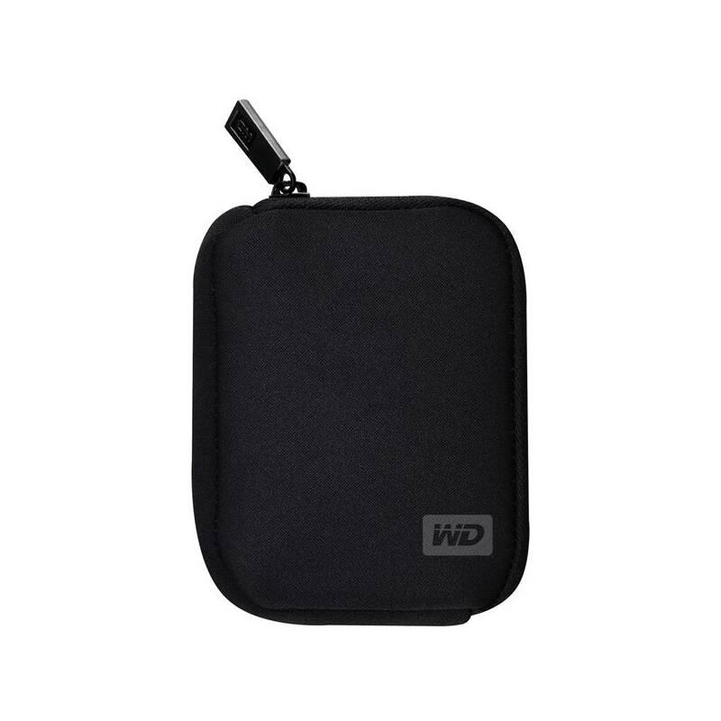Pouzdro na HDD Western Digital My Passport (WDBABK0000NBK-WRSN) černé