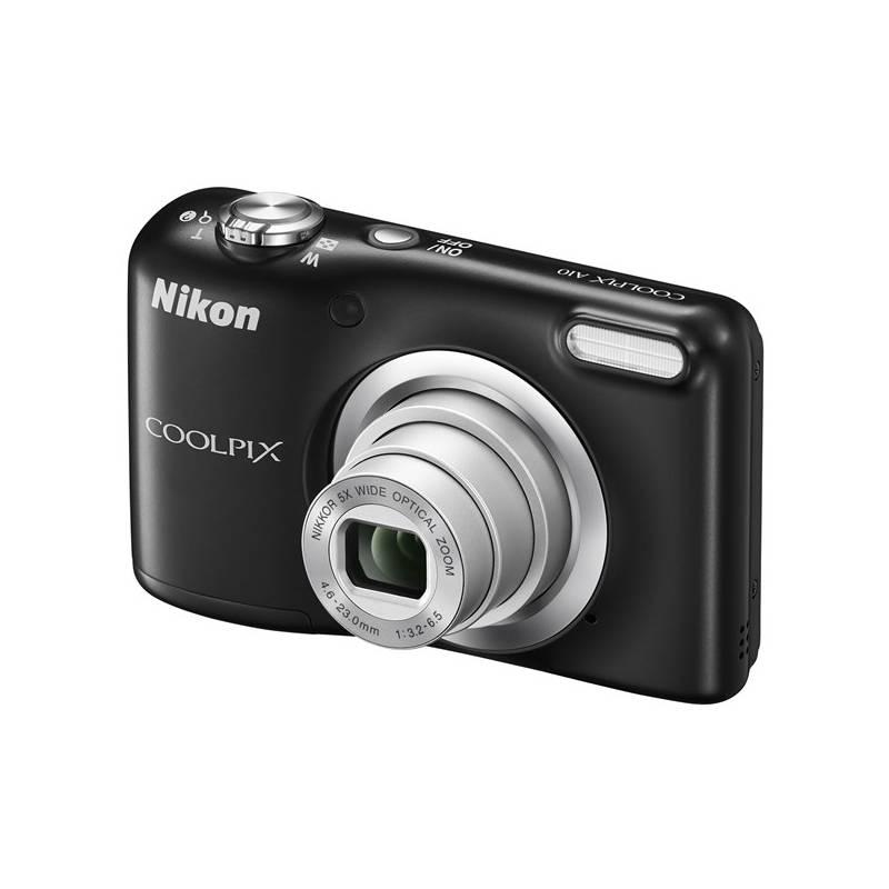 Digitálny fotoaparát Nikon Coolpix A10 čierny