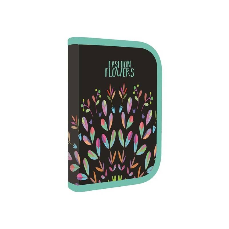 Peračník P + P Karton jednoposchodový s výbavou Fashion Flowers