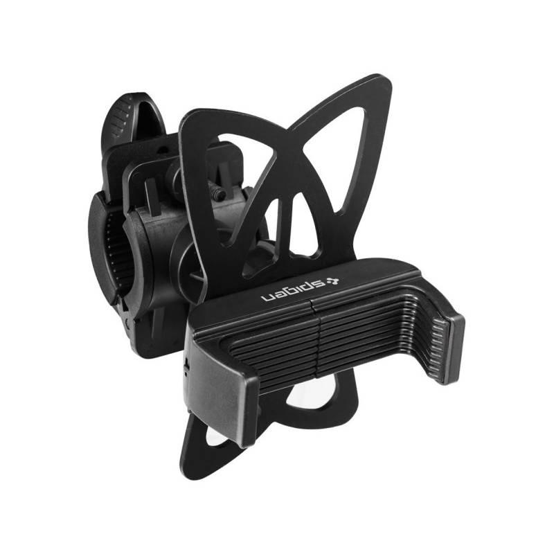 Držiak na mobil Spigen A250 na kolo (HOLUNIVARBIKE-SP) čierny