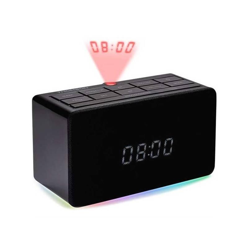 Rádiobudík Thomson CL300P čierny