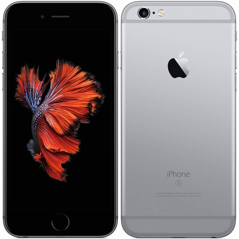 Mobilný telefón Apple iPhone 6s 128GB - Space Gray (MKQT2CN/A) Software F-Secure SAFE, 3 zařízení / 6 měsíců (zdarma) + Doprava zadarmo