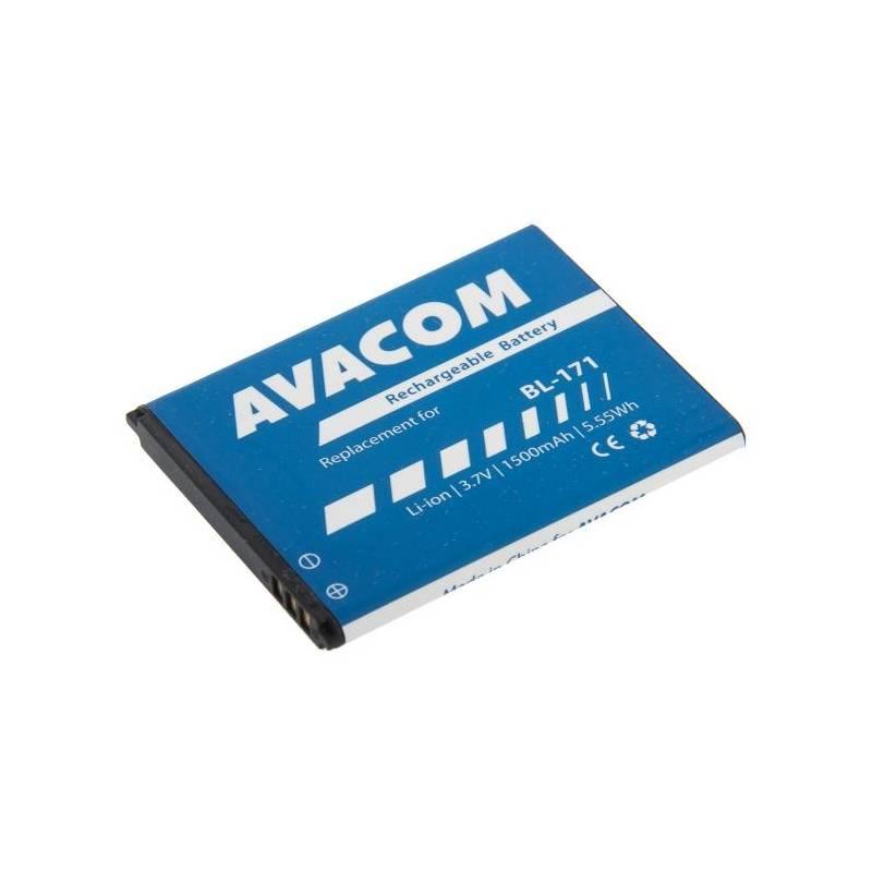 Baterie Avacom pro Lenovo A356 Li-Ion, 3,7V 1500mAh (náhrada BL171) (GSLE-BL171-1500)