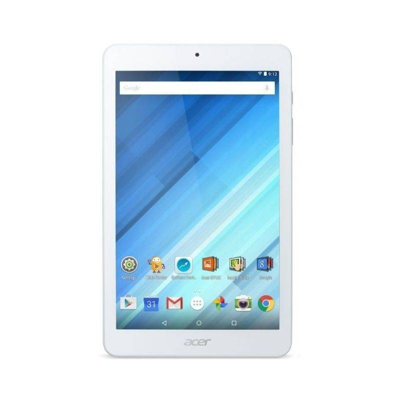 Tablet Acer Iconia One 10 (B3-A30-K72N) (NT.LCFEE.009) biely
