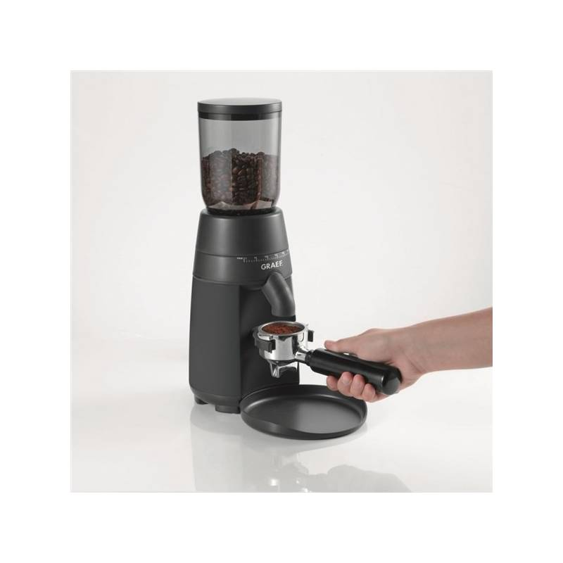 Mlynček na kávu GRAEF CM702 čierny