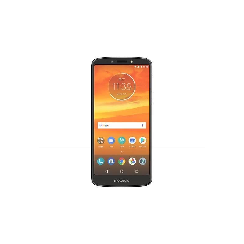 Mobilný telefón Motorola E5 Plus Dual SIM (PABA0018RO) sivý Software F-Secure SAFE, 3 zařízení / 6 měsíců (zdarma) + Doprava zadarmo