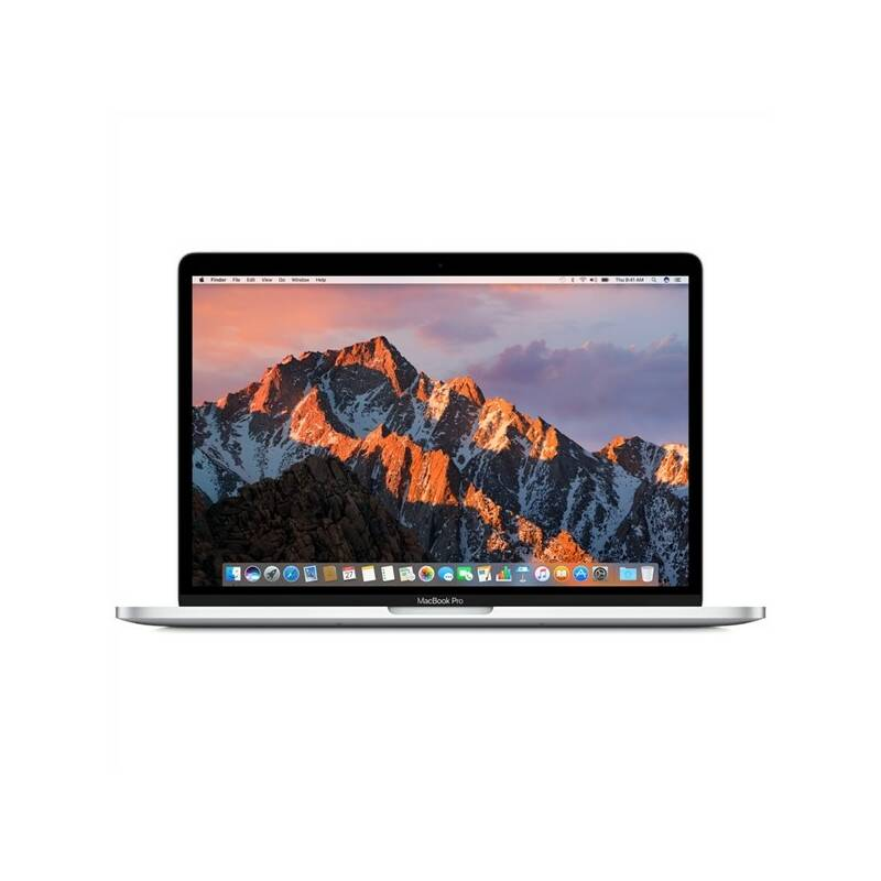"Notebook Apple MacBook Pro 13"" s Touch Bar 256 GB (2019) - Silver SK verze (MV992SL/A) + Extra zľava 3 % 