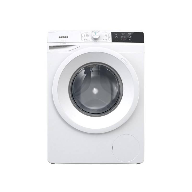 Automatická práčka Gorenje Essential WE62S3 biela
