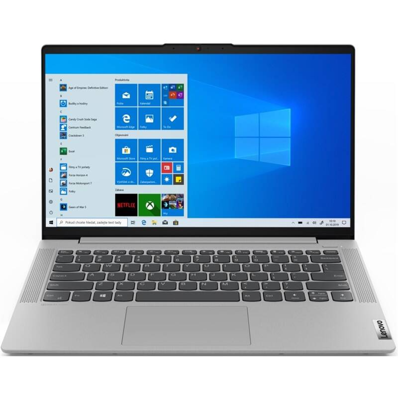 Notebook Lenovo IdeaPad 5 14ITL05 (82FE00TNCK) sivý + Doprava zadarmo