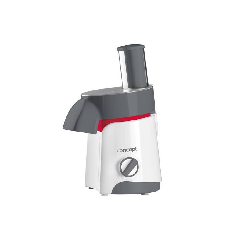 Elektrický strúhač Concept ES1000 sivý/biely