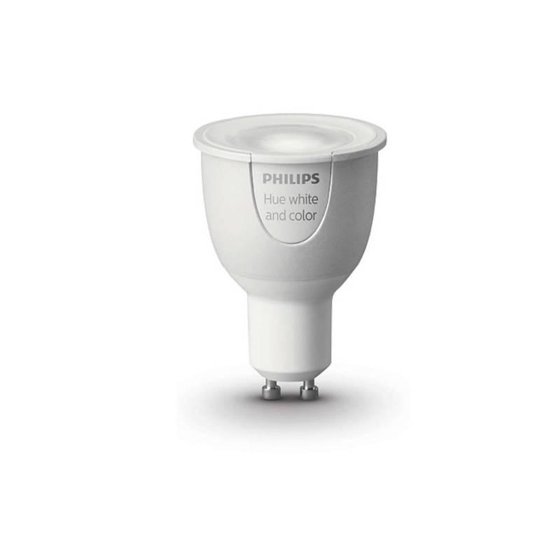 Bezdrátová žiarovka Philips Hue GU10 87186/58/80 (8718696485880)