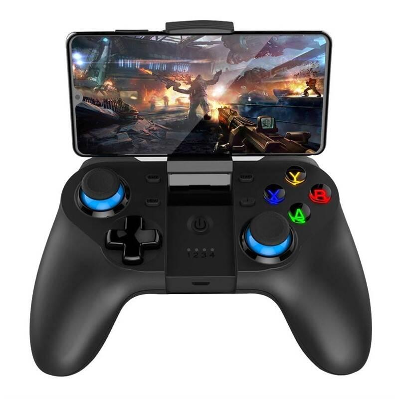 Gamepad iPega Demon Z, iOS/Android, BT (PG-9129) černý