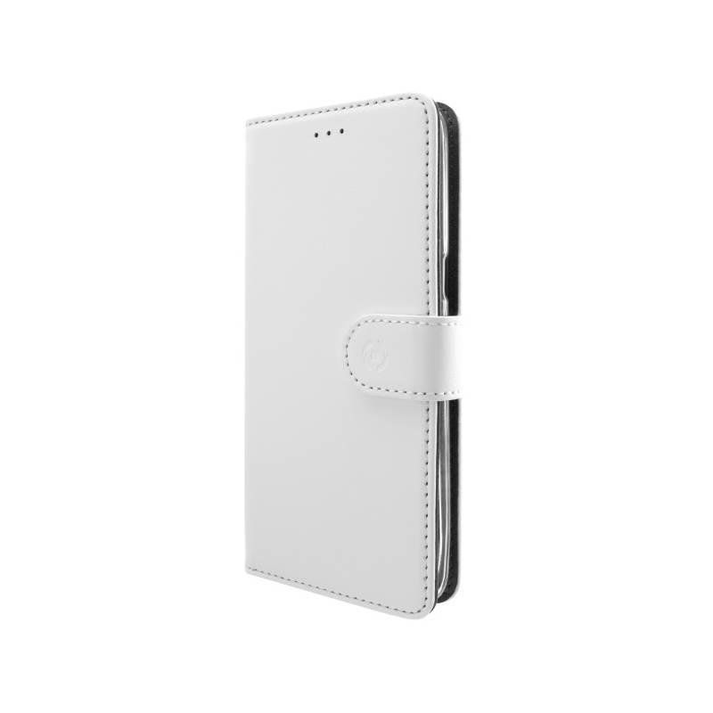 Puzdro na mobil flipové Celly Wally pro Samsung Galaxy S8 (WALLY690WH) biele