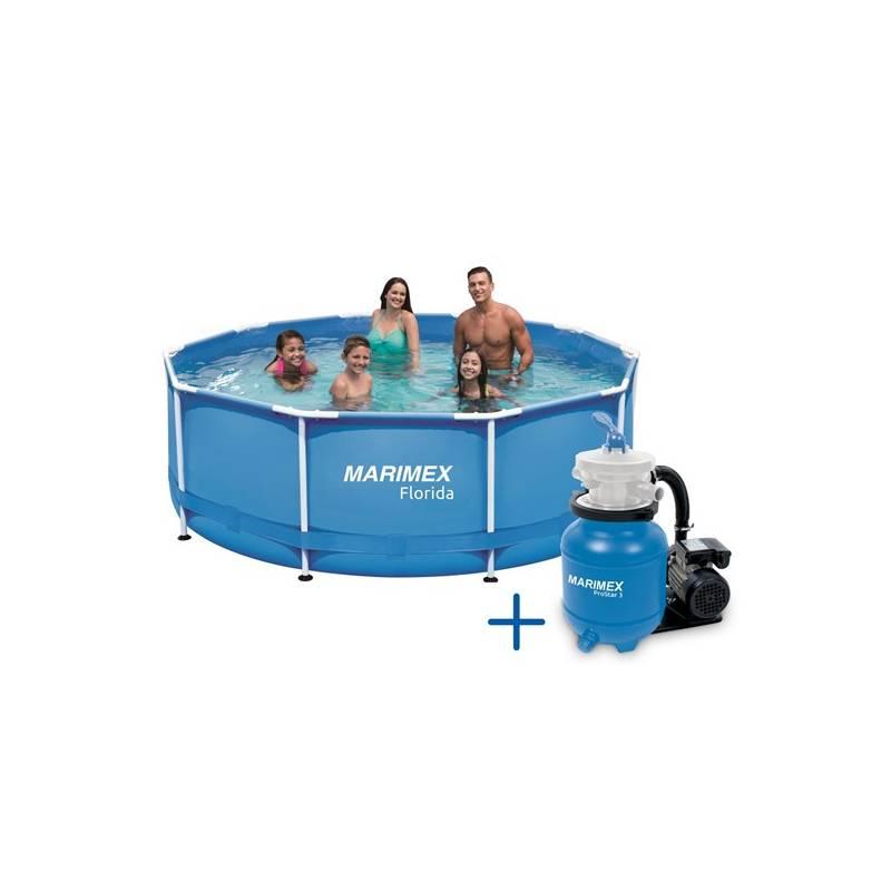 Bazén kruhový Marimex 3,05x0,91m (10340220) + Doprava zadarmo