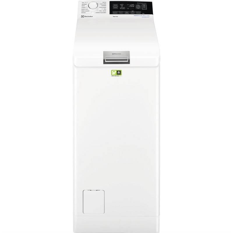 Pračka Electrolux PerfectCare 800 EW8T3562C bílá barva + Electrolux 10 let záruka na Ökoinvertor motor